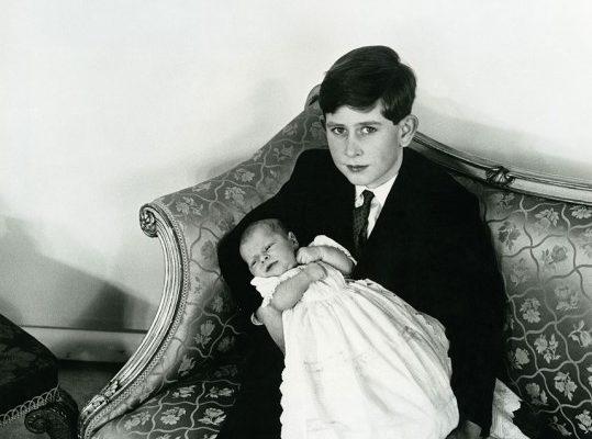 Принц Чарльз: архивные фото