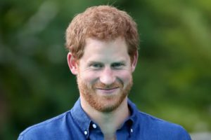Фотографии принца Гарри, играющего со своей собакой на заднем дворе — постановочные?