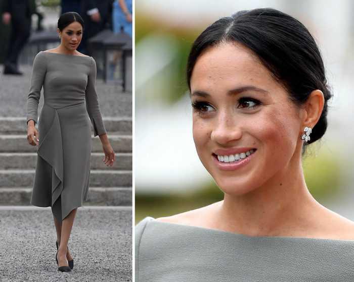 Новая выходка: Меган продает те платья, в которых выходила, будучи принцессой