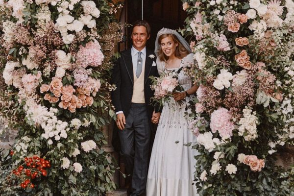 Свадебный образ Беатрис. Не понимаю всеобщих восхищений